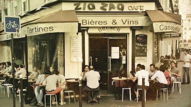 Le ZigZag Café