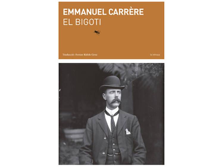 'El bigoti', d'Emmanuel Carrère
