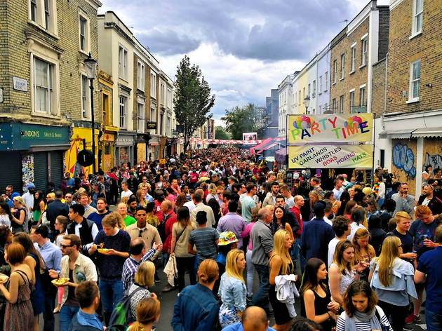 Five ways to get in the mood for Notting Hill Carnival
