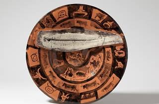 Cursa de braus i peix, de Pablo Picasso