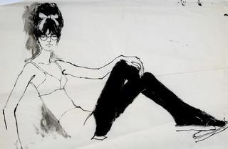 (Barbara Hulanicki BIBA 1968)