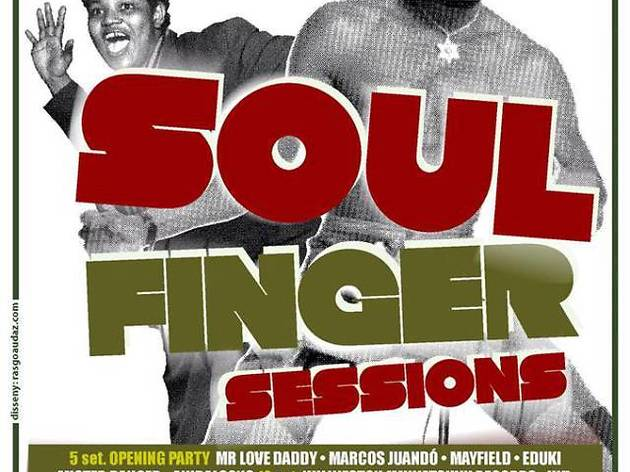 Soul Finger Sessions Opening Party