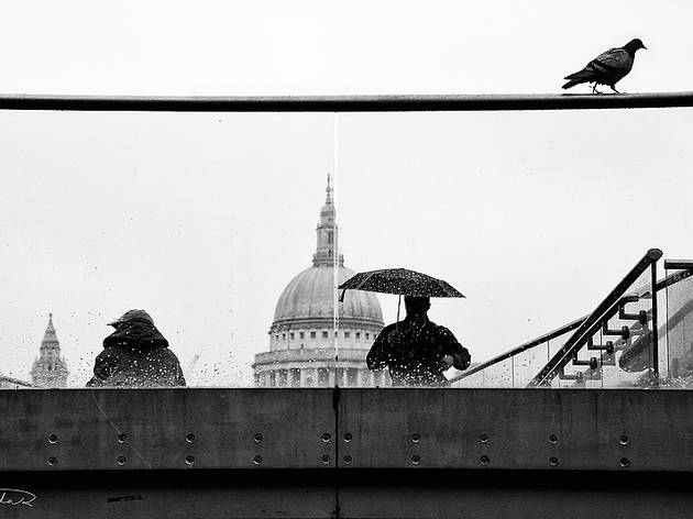 Over Millennium Bridge
