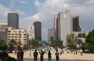 Plaza de la República (Foto: Ricardo Escamilla)