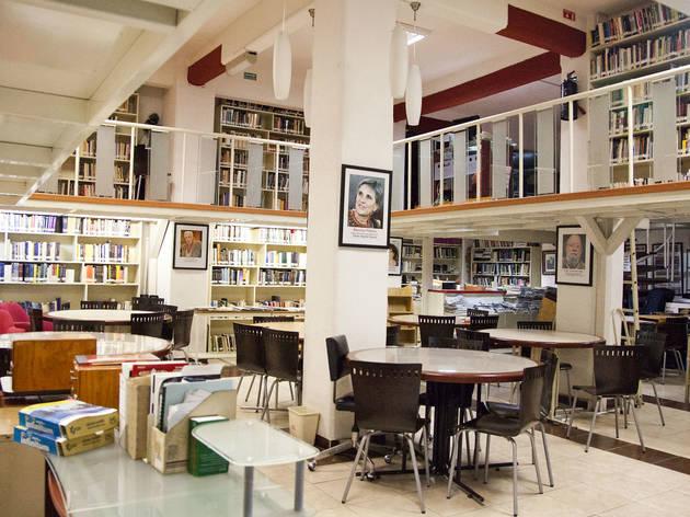 Escuela Carlos Septién (Foto: Alejandra Carbajal)