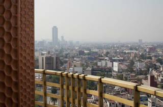 Vista desde el Monumento (Foto: Alejandra Carbajal)