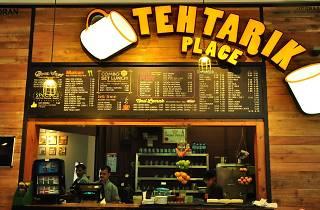 The Teh Tarik Place