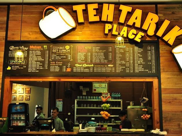 Teh Tarik Place Empire Shopping Gallery
