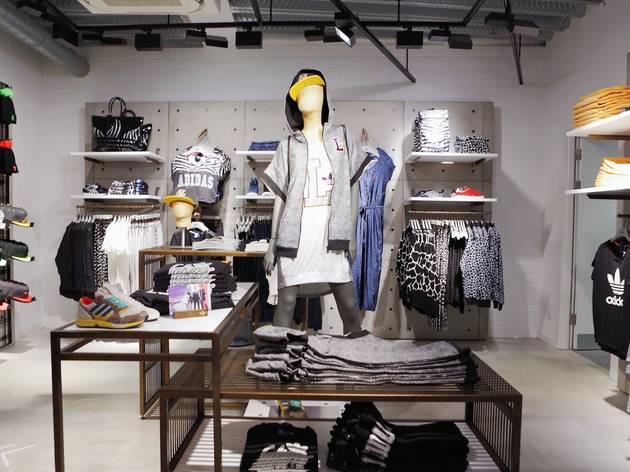 Adidas Originals store | Shopping in Soho, London