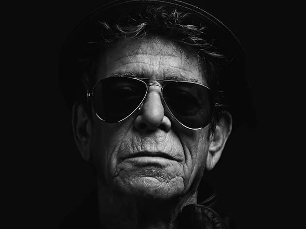 (Hedi Slimane, portrait de Lou Reed / © Hedi Slimane)