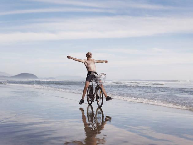 Vélib bord de mer photomontage Aurélien Dupuis