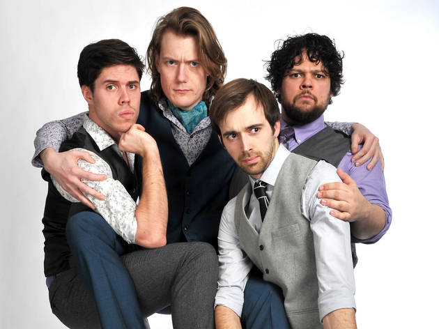 Kings Place Festival 2014: The Beta Males – Happenstance