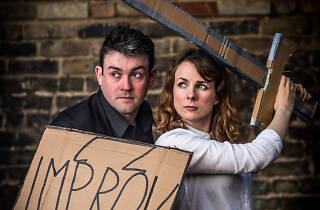 Kings Place Festival 2014: Cariad & Paul – A Two Player Adventure