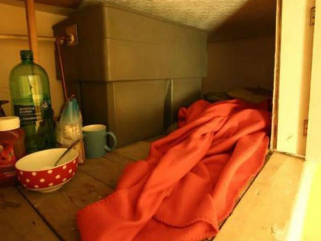 12. The £40 per week cupboard