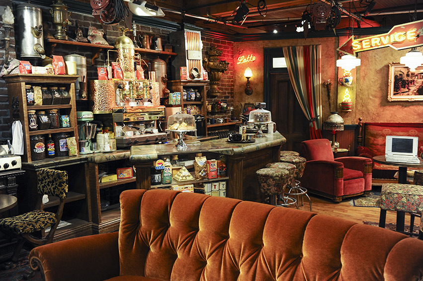 Calling All Friends Fanatics A Real Life Central Perk Is
