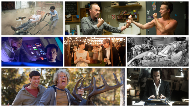 30 movies to see this fall