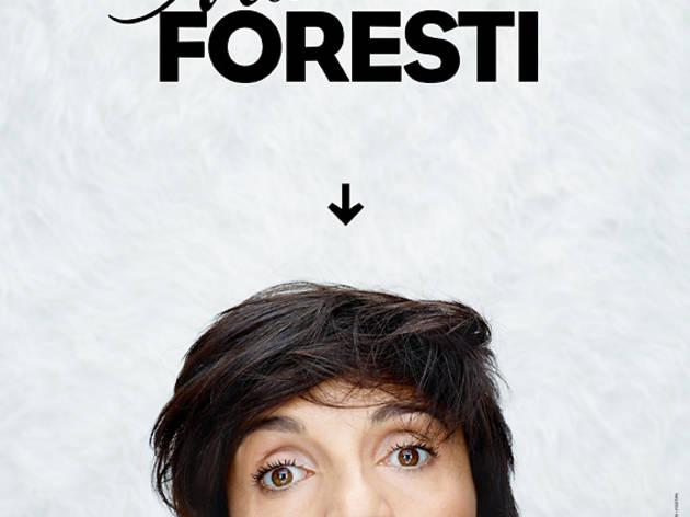 Madame Foresti 2014