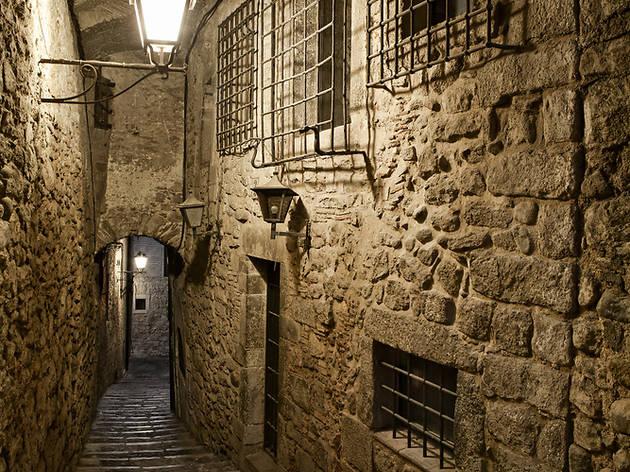 Girona's Jewish quarter (Gironès)