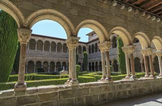 Ripoll monastery (Ripollès)