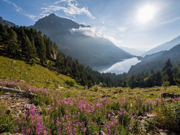 Los 15 lagos del Parque Nacional de Aigüestortes
