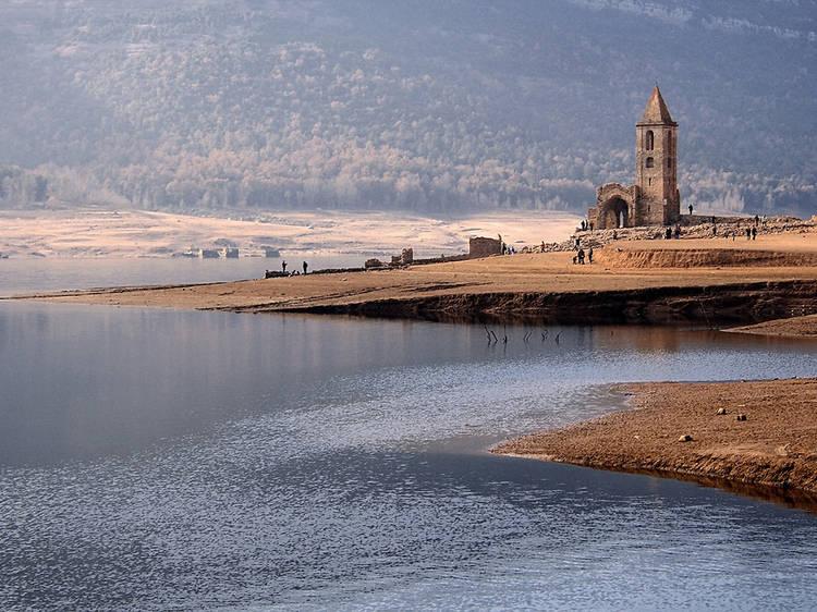 The Sau Reservoir