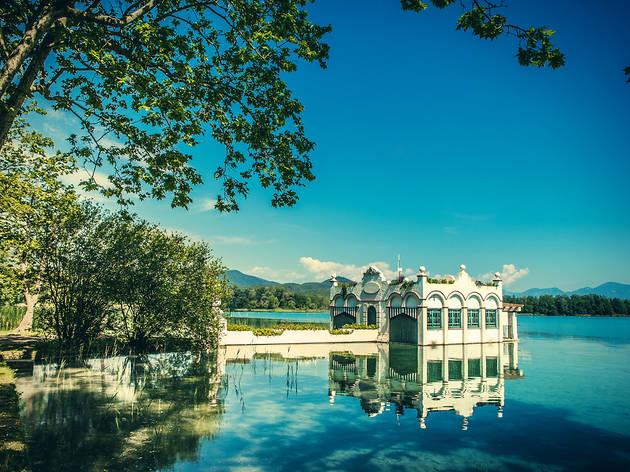Banyoles Lake (Pla de l'Estany)
