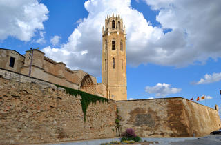 Seu Vella of Lleida (Segrià)
