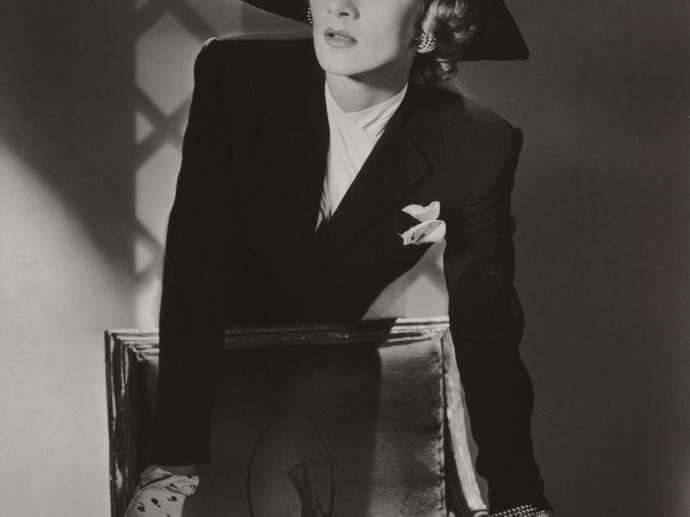 5. Vogue helped him flee WWII.