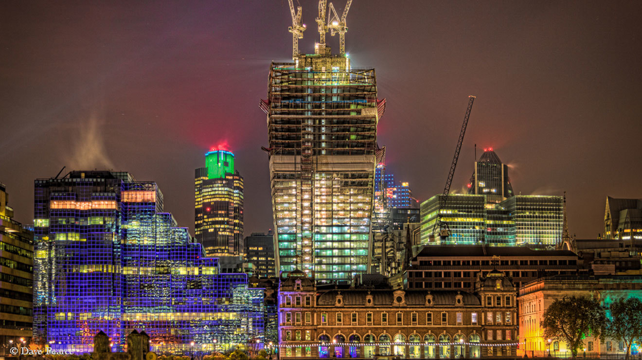 46 bold photos of London from Dave Pearce