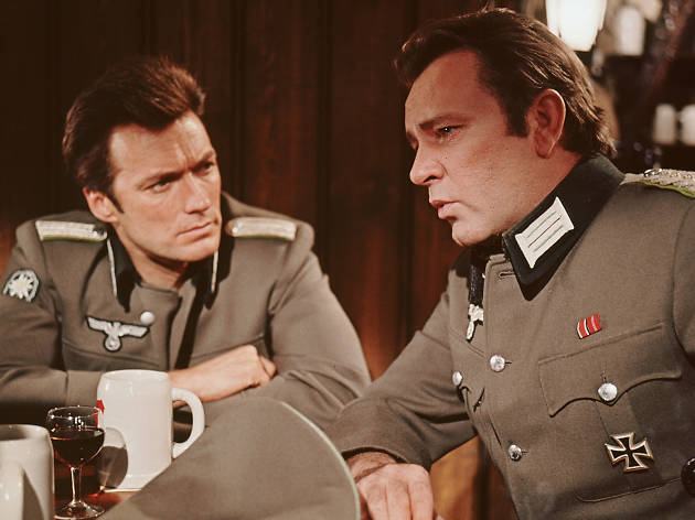 Best World War II movies: Where Eagles Dare