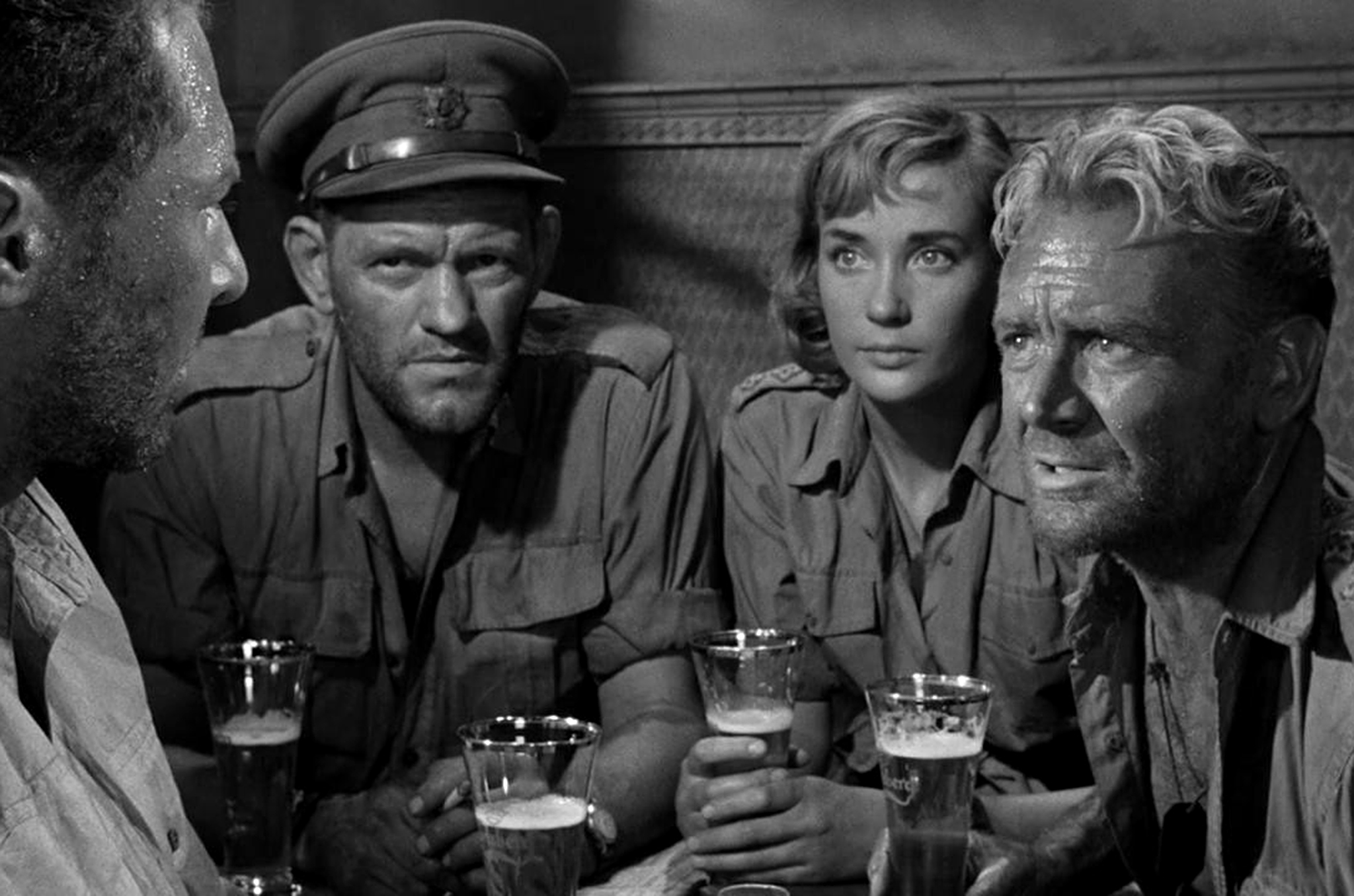 Ice Cold in Alex (1958)
