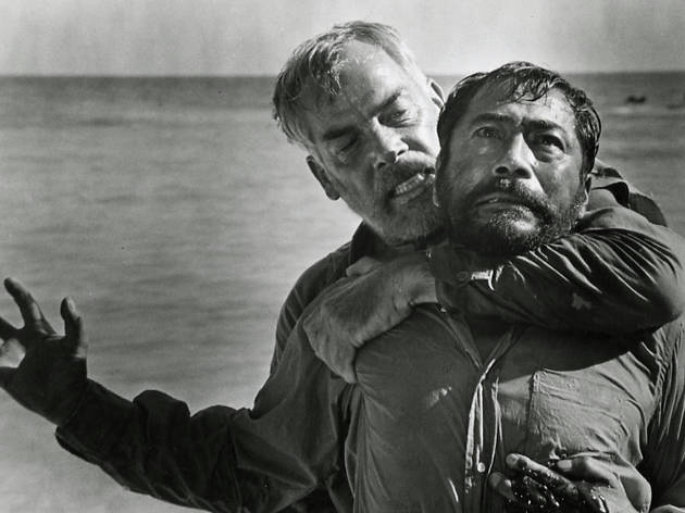 Best World War II movies: Hell In The Pacific