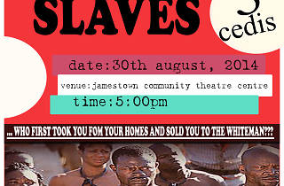 Performance of 'The Slaves'