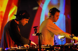 Renegades of Rhythm with DJ Shadow + Cut Chemist