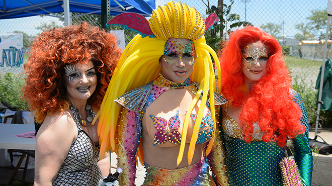 Here's how to apply to be an official part of the Mermaid Parade this summer