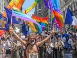 Pride Parade, June 29th, 2014