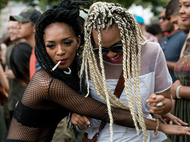 Here's the full schedule for Afropunk Festival 2015