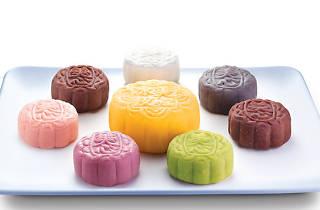 Jaya Grocer mooncakes