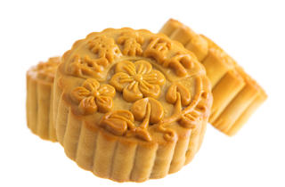 Mooncakes at Restaurant Chef Choi