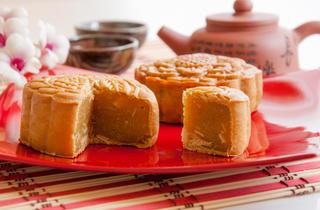 Tong Kee mooncakes