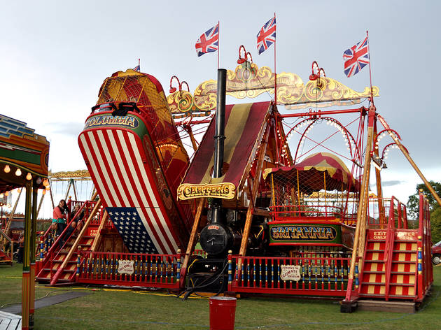 Carters Steam Fair In London
