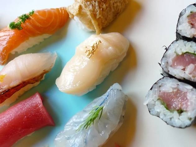 Where to eat the best sushi in Las Vegas