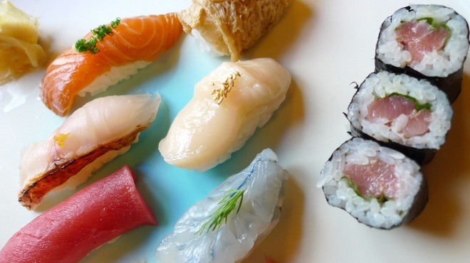 Best sushi restaurants in Las Vegas