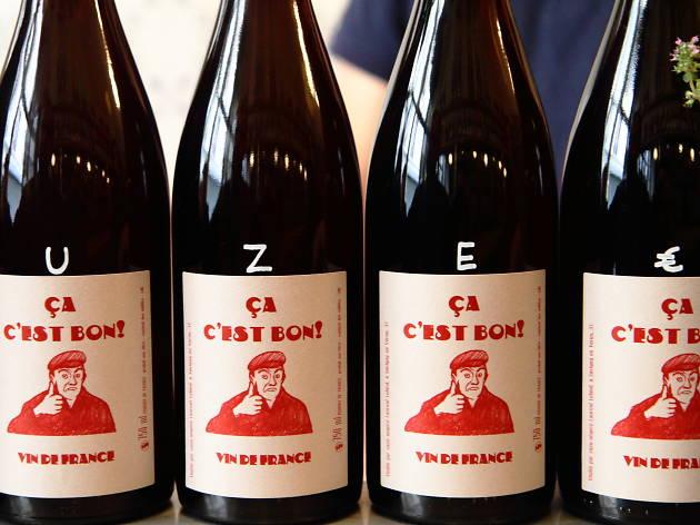 Pour les amateurs de vin
