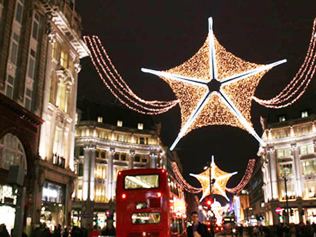 20 reasons why Londoners love Christmas