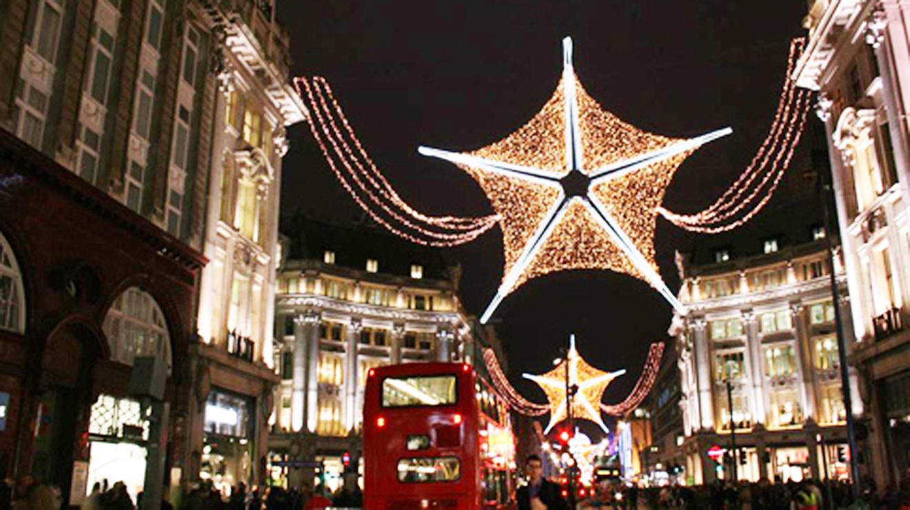 20 reasons why Londoners love Christmas