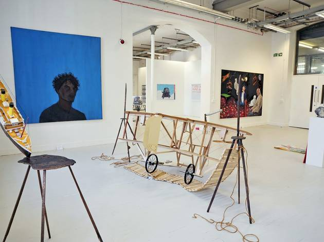 Chelsea College of Arts Postgraduate Show