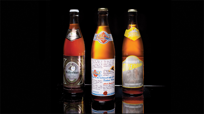 What to drink during Oktoberfest: Resurrected German brews