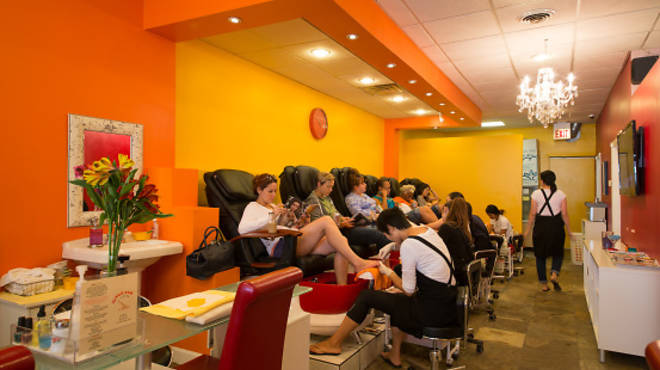 Nail salons in chicago for mani pedis and nail art for 24 hour nail salon chicago