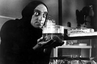 Marty Feldman in Young Frankenstein, 1974